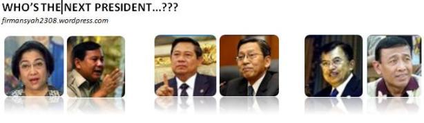 Calon Presiden dan Wakil Presiden 2009