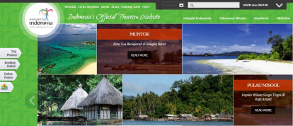 IndonesiaOfficialTourismWebsite